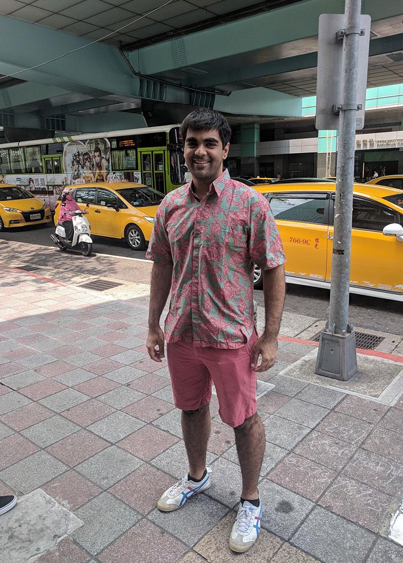 Pranav Rastogi