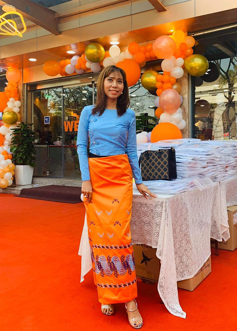 Saw Yati Naing